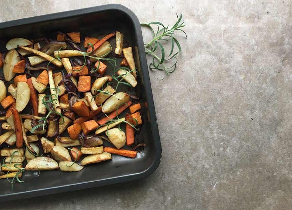 Recipe Légumes au four