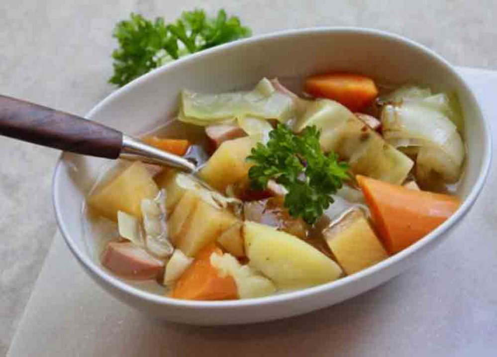 Recipe Vegetable soup