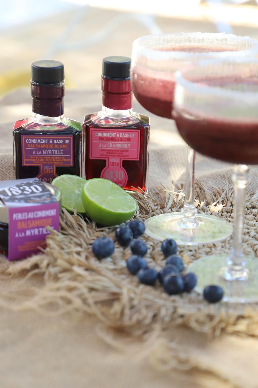 Recipe Virgin Margarita à la myrtille